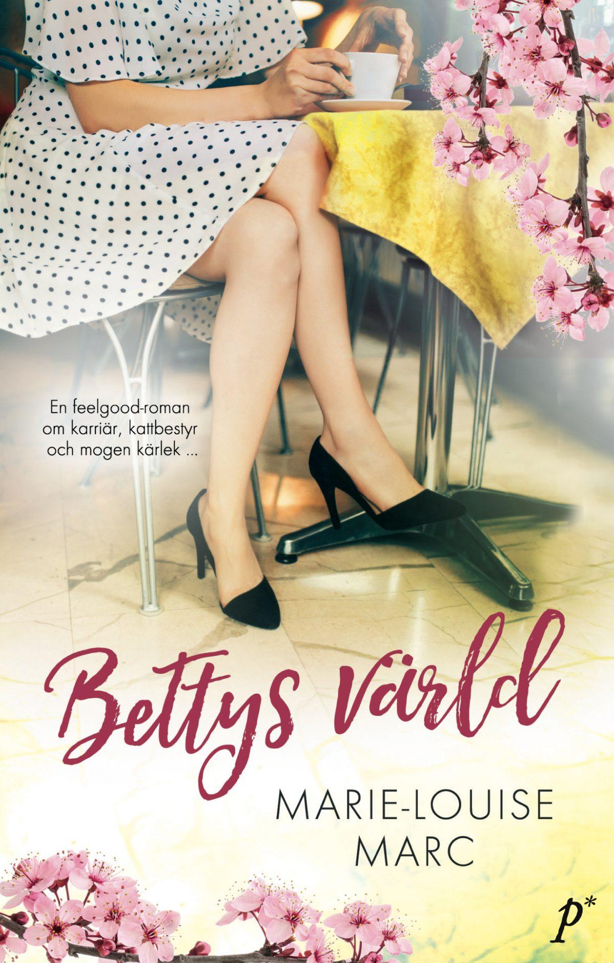 Bettys värld- Feelgood på Alvesta Bokhandel