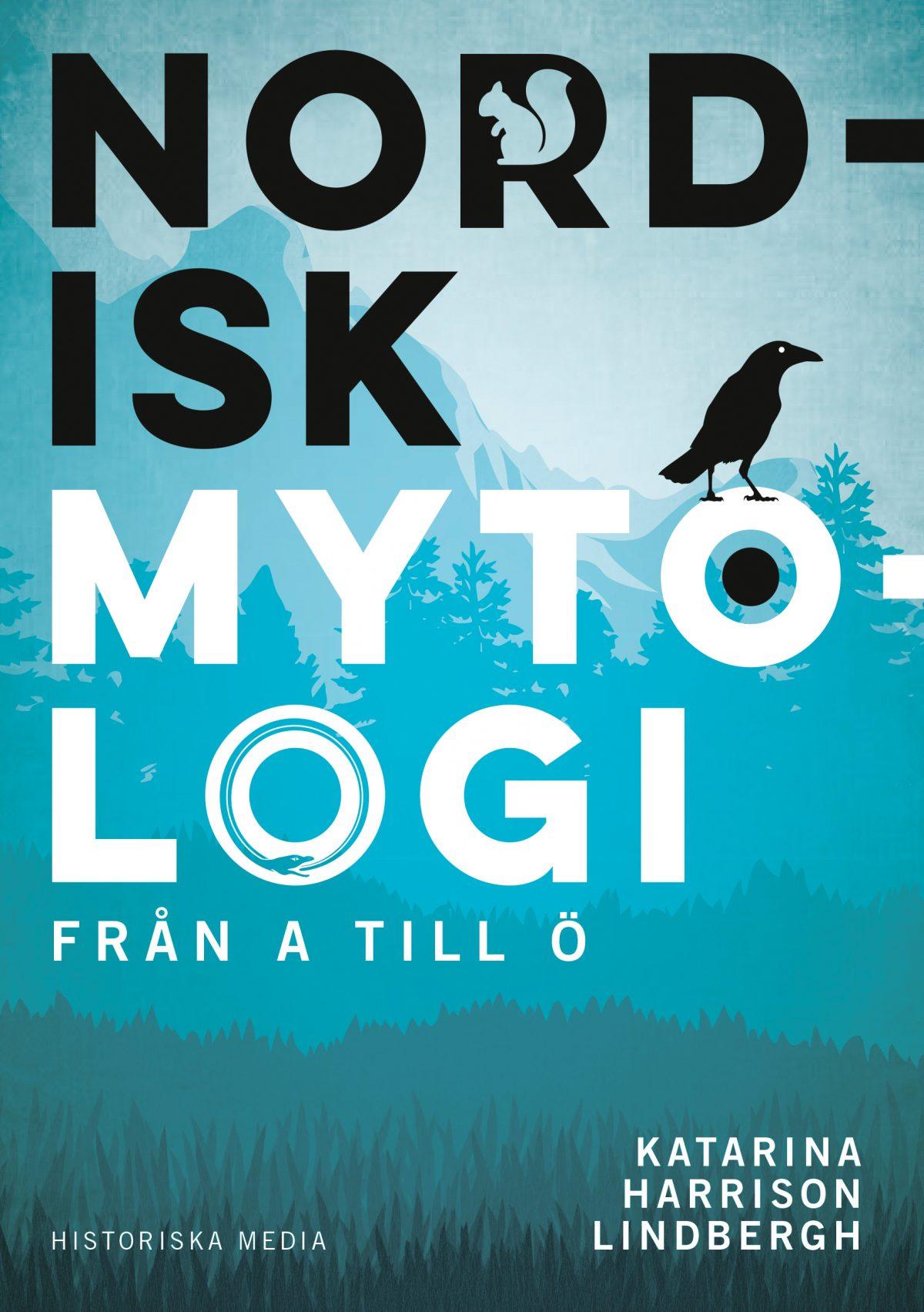 Nordisk mytologi från A-Ö  – Katarina Harrison Lindbergh Alvesta Bokhandel