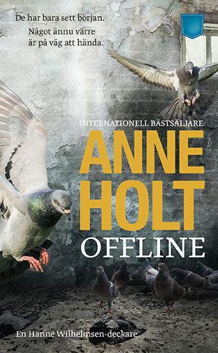 10 (ny) Offline – Anne Holt. Alvesta Bokhandel
