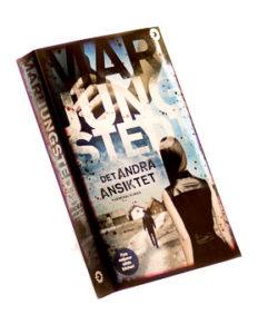 Det andra ansiktet en bra bok av författaren Jungstedt