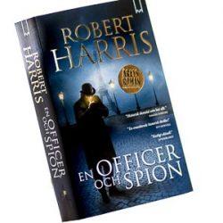 En officer och spion en bra bok av författaren Harris
