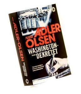 Wasingtondekretet en bra bok av författaren Aldler-olsen
