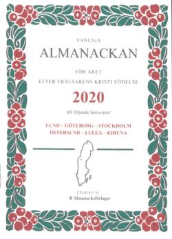 Vanliga Almanackan 2020